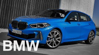 YouTube Video 6XxC7AIxKb8 for Product BMW 1 Series Hatchback (F40) by Company BMW in Industry Cars