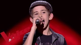 AC/DC - T.N.T | Michel | The Voice Kids France 2019 | Blind Audition