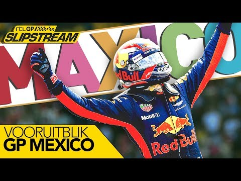 Voltooit Verstappen zijn hattrick in Mexico? | SLIPSTREAM