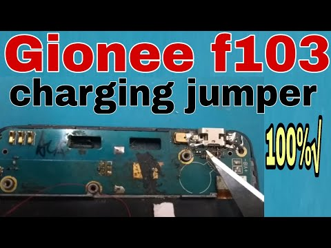 Gionee F103 Pro Full short solution dead phone repairing by