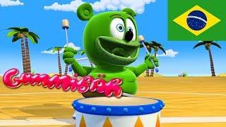GUMMY BOMBA - Brazilian Version - Gummibär The Gummy Bear