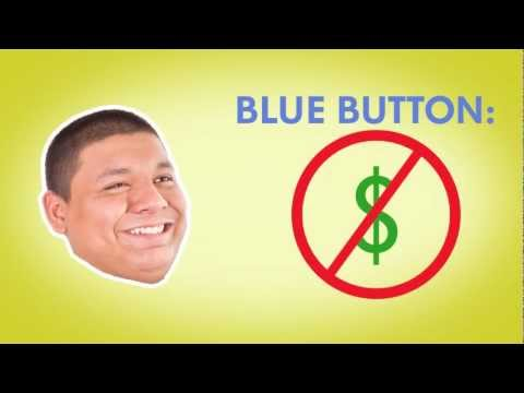 Face the Blue Button
