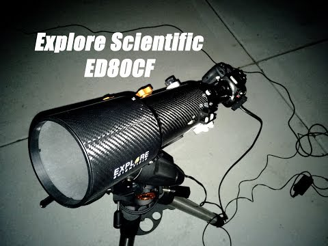Explore Scientific ED80CF Review