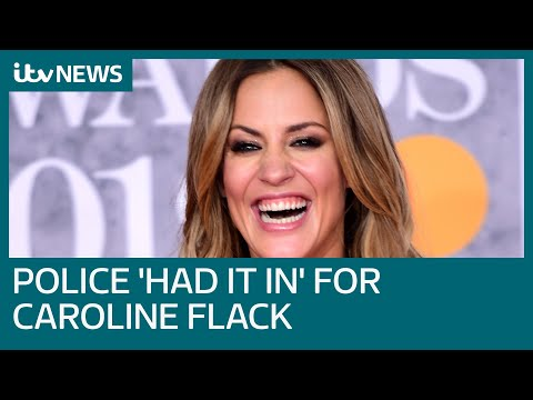 Police and prosecutors 'had it in' for Caroline Flack, says star's mother | ITV News