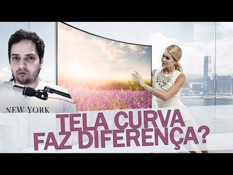 COMPREI TV COM TELA CURVA E ME ARREPENDI