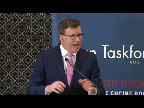 Does Population Matter - Urban Taskforce Industry Lunch