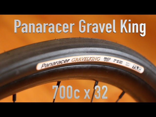 Видео Покрышка Panaracer GravelKing Slick LTD 700x38C TLC (Pansy Blue/Brown)