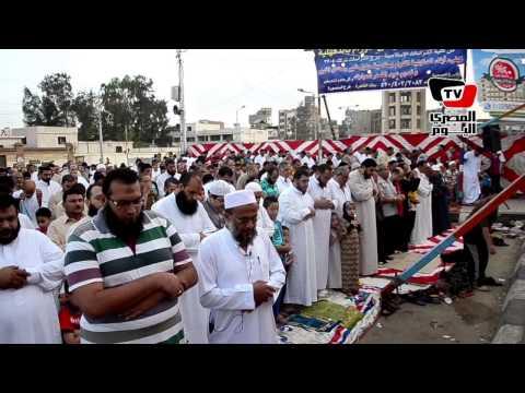 مظاهر الاحتفال بعيد الفطر في المنصورة