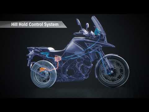 2020 Suzuki V-Strom 1050XT in Goleta, California - Video 8