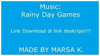 SOUNDTRACK YOUTUBE Rainy Day Games|Music