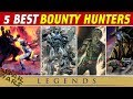Download Video 5 Deadliest Bounty Hunters In Star Wars Legends | Star Wars: Top 5