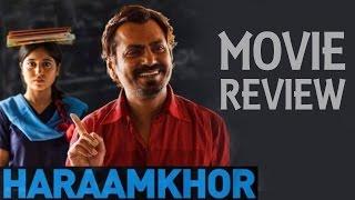 Haraamkhor Movie Review  Nawazuddin Siddiqui And Shweta Tripathi