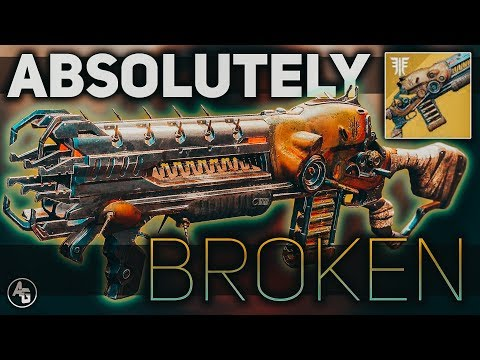 Lord of Wolves is BROKEN | Destiny 2 SANDBOX 2.5.0.1
