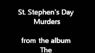 Chieftains - St. Stephen's Day Murders