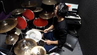 林俊傑 JJ Lin   醉赤壁  (Drum Cover)