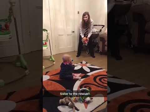 Big sister reflexes