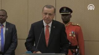 Cumhurbaşkanı Erdoğan: FETÖ, faaliyet gösterdiği tüm ülkeler için tehdittir