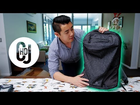 Arcido Akra Travel Backpack First Look! – World's Best Travel Backpack of 2018??