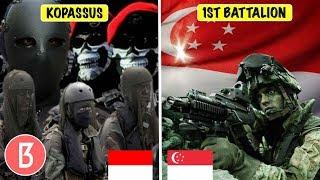 Yang Mana Paling Gahar Perbandingan Kopassus Dengan Pasukan Elit Se Asia