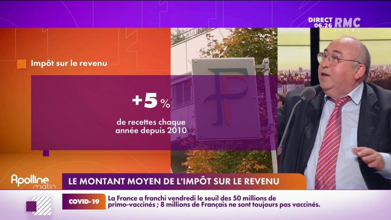 Lechypre du jour : 4 520 euros, c'est le montant de l'impôt sur le revenu acquitté