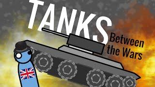 TANKS Between the Wars