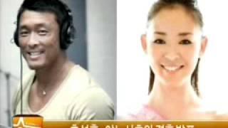 [sports]choosunghoon,Shiho,marriage추성훈,야노시호결혼