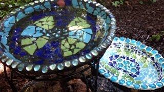 Summer Fav & Project - DIY Bird Bath
