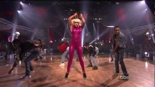 Lady Gaga - Love Game (2009 Dance With The Stars)