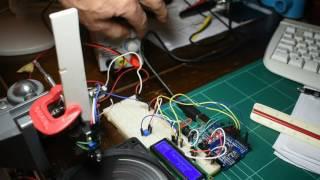 How to make Arduino based Digital Tachometer - Free video