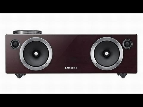 IFA 2012: Samsung Wireless Audio Dock DA-E751 único en su segmento