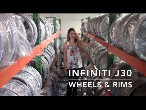 Factory Original Infiniti J30 Wheels & Infiniti J30 Rims – OriginalWheels.com