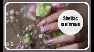 SHELLAC ENTFERNEN ganz einfach I NAGELROUTINE Teil 1 I NEU Beauty Tipp I KatisweltTV
