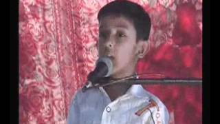 preview picture of video 'Najmuddin ki Speech - man bra hokar kia bnon ga'