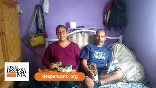 Beneficiaria de la Fundación Rebeca de Alba