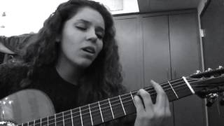 Sadie Johnson - Broken Hearted by Eric Clapton (cover)