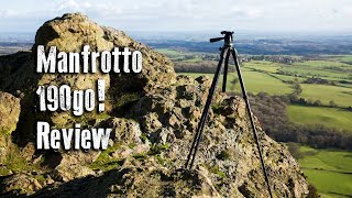 Manfrotto 190go! review