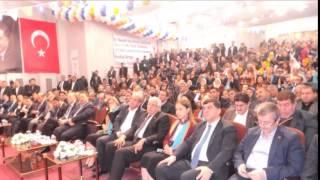 preview picture of video 'AK Parti Şehitkamil 5.Olağan Kongresi'