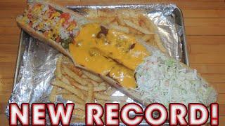 Chicago, Coleslaw, & Chili Cheese Hot Dog Challenge!!