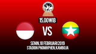 Live Streaming Laga Perdana Timnas Indonesia U-22 Vs Myanmar U-22, Senin Pukul 15.00 WIB