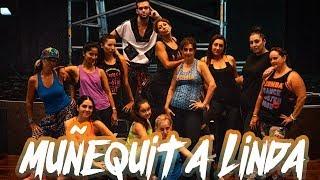 Muñequita Linda - Juan Magan | ZUMBA® with Christian Costas | ZIN79™