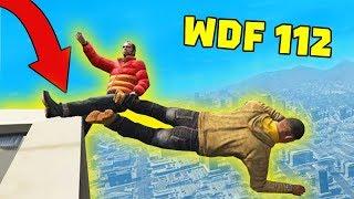 Приколы в GTA 5 | WDF 112 | Неудачный паркур