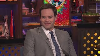 Bill Hader Reveals Why Justin Bieber Was The Worst 'SNL' Musical Guest
