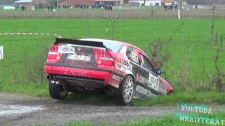 preview picture of video 'TAC Rally 2015 , crash and mistakes'