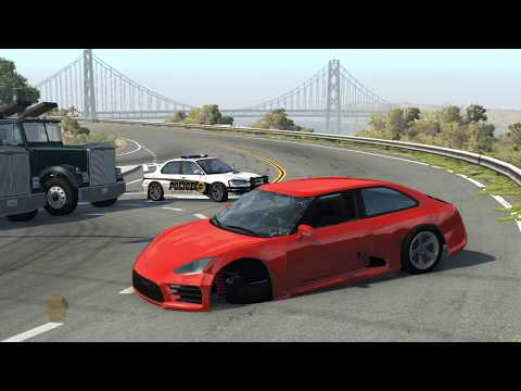 Police Anti-Street Racing Unit 3 | BeamNG.drive