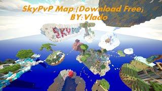 Minecraft Skypvp Map With Download Most Popular Videos - Geile maps fur minecraft downloaden