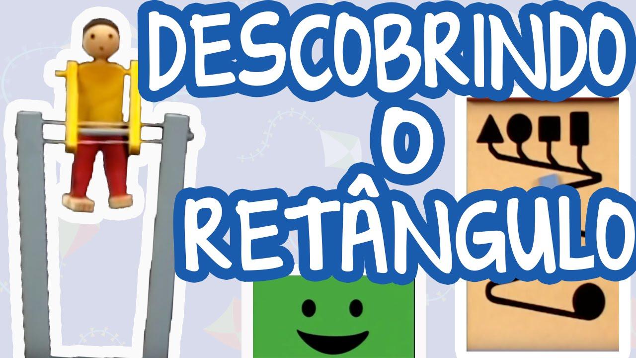 DESCOBRINDO O RETÂNGULO | BEBÊ MAIS FORMAS