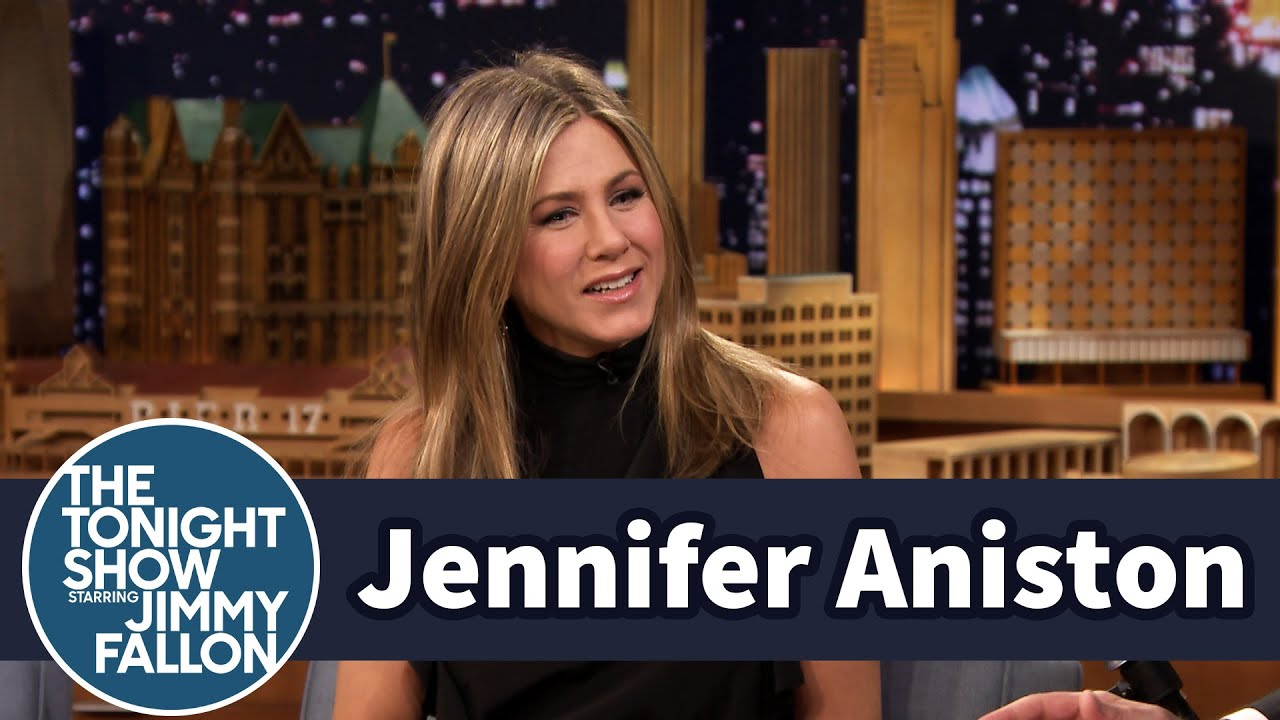Jimmy Fallon Is Jealous of Jennifer Aniston's Trips with Jimmy Kimmel thumbnail