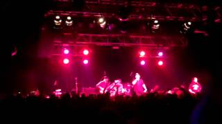 E.town Concrete - All That You Have Is Still Not Enough Live @ Starland Ballroom Jan 8, 2011