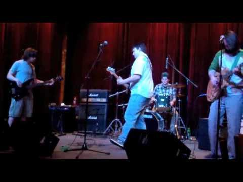 Live From The Adelphia Music Hall - Zach Parkman & The Damaged Goods