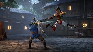 SHADOW FIGHT 3 Gameplay Video | First Fights Preview